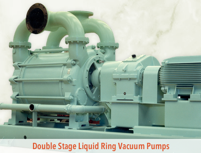 OMEL - Vacuum Pumps - Double Stage