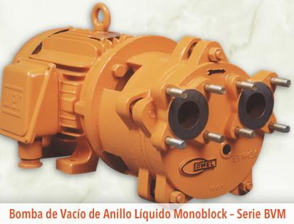 OMEL - Bombas de Vacío - Monoblock