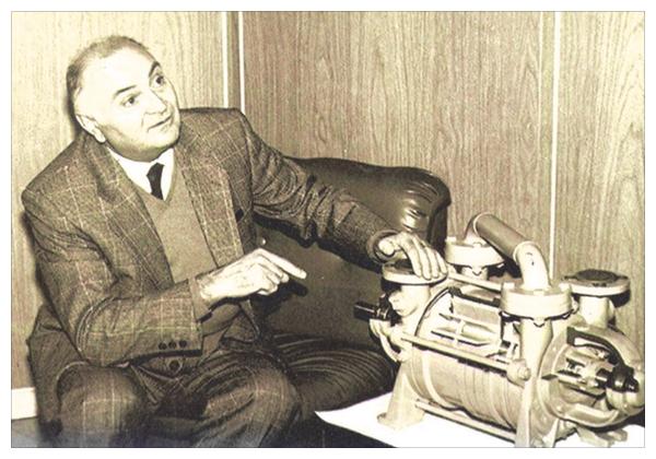 OMEL - Bombas Dosadoras - Sr. Renzo Testa