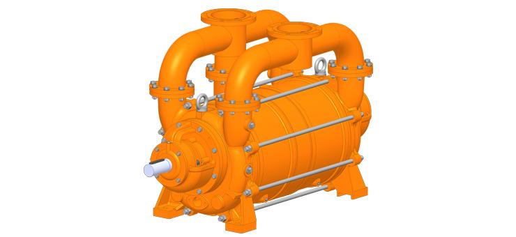 OMEL - Compressor de Anel Líquido BKN / BKA