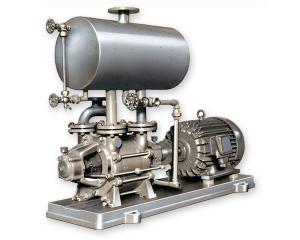 OMEL - Sistema Compressor de Anel Líquido BKN