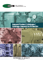 General Product Catalog - English & Spanish