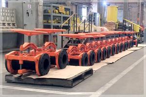 Válvulas NT Alta Pressão - Mineração - Mineroduto de Bauxita