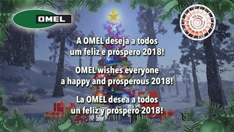 Boas Festas e Feliz 2018!