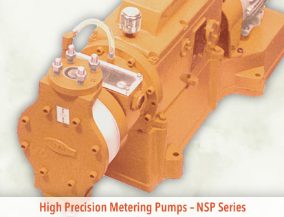 OMEL - Metering Pumps - NSP Series