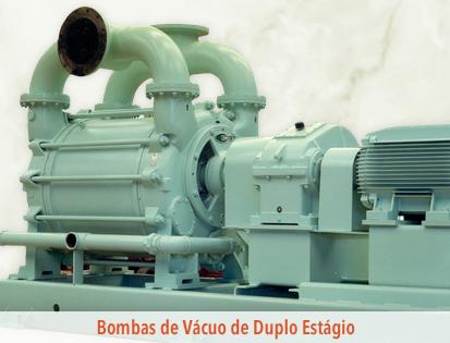 OMEL - Bombas de Vácuo - Duplo Estágio