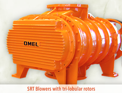 OMEL - Root Blowers
