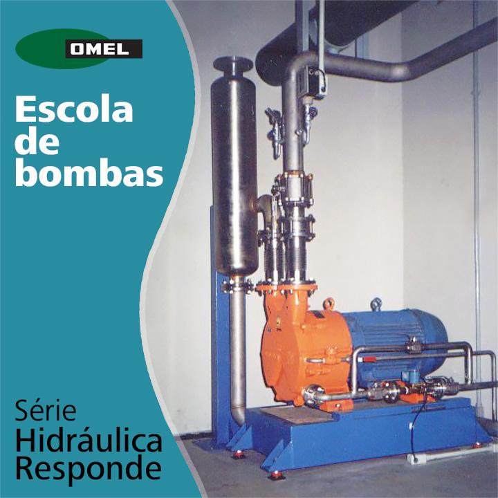 Escola de Bombas - Série Hidráulica Responde