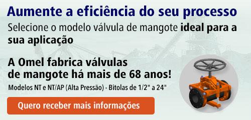 Solicite mais informações sobre válvulas de mangote para a indústria de mineração