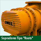 OMEL - Sopradores Tipo Roots
